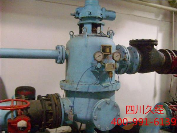 手动工业滤水器